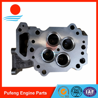 China excavator spare parts KOMATSU 6D125 cylinder head 6151-12-1101 for PC400-5 PC400-6 supplier