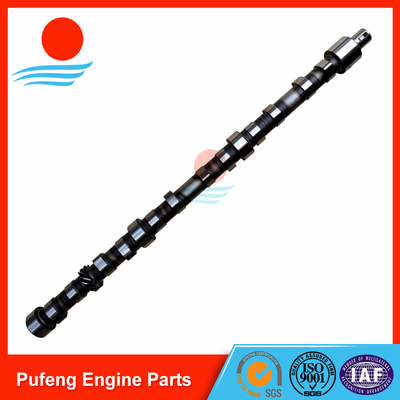 China forged steel Mitsubishi 6D31 6D31T camshaft for SK120-6 HD700-7 HD450SE Truck Crane supplier