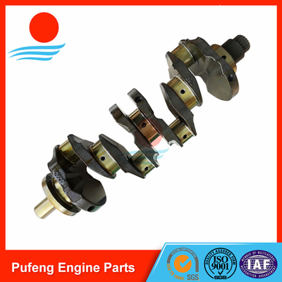 China brand new aftermarket replacement Kubota V2607 crankshaft 1J700-23010 1C050-23010 for S570 S590 T180 R530 R630 SSV65 supplier