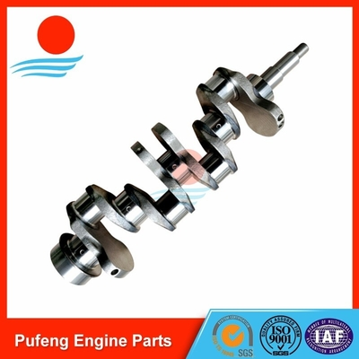 China Mitsubishi OEM crankshaft forging crankshaft  4D34T 23100-45000 supplier