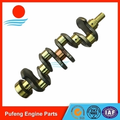 China auto crankshaft manufacture in China 4JA1 Crankshaft 8944552401 8971909270 for DMAX NHR TROOPER SH55 supplier