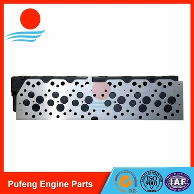 China Caterpillar C6.4 cylinder head 297-7644 296-4645 for CAT excavator 320D supplier