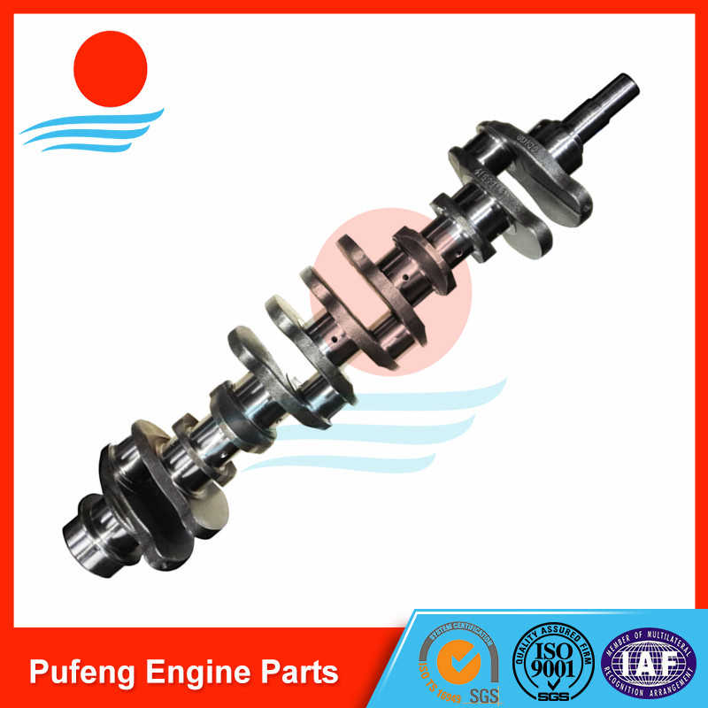 diesel engine crankshaft wholesale 6D105 Crankshaft 6136-31-1110 for