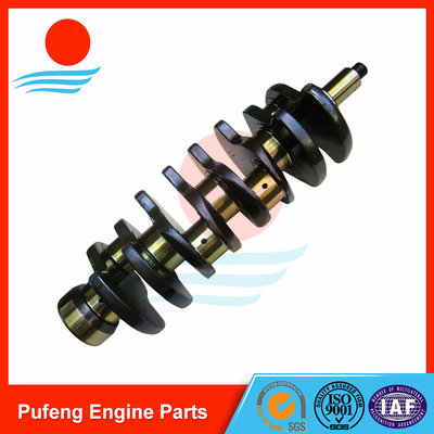 Sumitomo crankshaft exporter, 4BG1 crankshaft 8-97112-981-2 for SH120 EX120-5 EX130 ZAX120