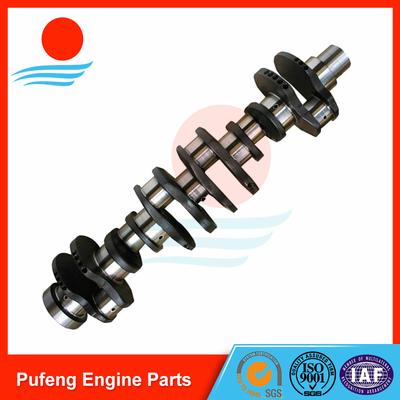 6I1453/4P4334 CATERPILLAR Crankshaft, 3406 forged Crankshaft for excavator E245B/D, E307/C, E375N