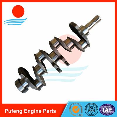 Korea auto parts, 4D56T crankshaft ME102601 MD376961 23111-42901 for Hyundai H1 H100