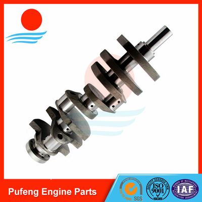 high quality crankshaft with low cost made in China, NISSAN RG8 Crankshaft