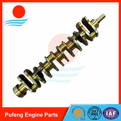 CUMMINS engine parts company NH220 crankshaft 6623311111 3029341 101109 130186 for Kato excavator HD1100