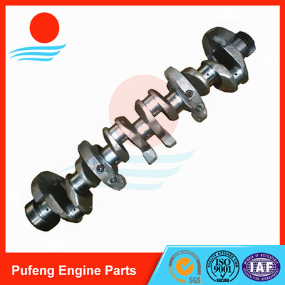 Engineering Machinery Crankshaft manufacturer, DEUTZ F6L912 crankshaft 04151001 02929342