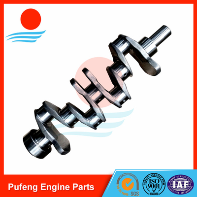 forklift Spare Parts exporter 4D94LE forging crankshaft YM129902-21000 for KOMATSU
