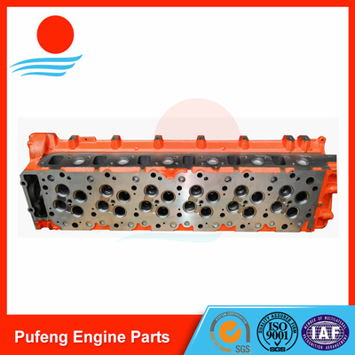 China ISUZU truck Cylinder Head 6HK1 PC Cylinder Head 8-97602-687-0 for FVZ and Hitachi excavator ZAX330-3 ZAX350-3 factory