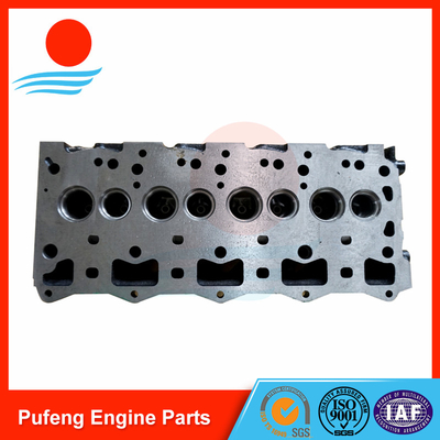 Excavator Engine Parts ISUZU 4LE1 cylinder head 8-97114713-5 for Hitachi EX50U