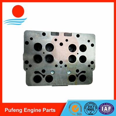 excavator cylinder head suppliers KOMATSU 6D155 cylinder head 6127-11-1138 for PC200-5