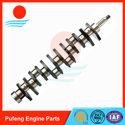 China High Quality Excavator Crankshaft HINO H07D Crankshaft 13411-1583 factory