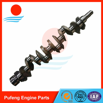 China Truck engine parts wholesaler  HINO K13C K13D forged crankshaft