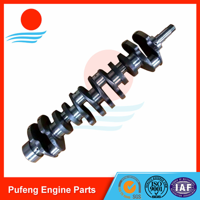 excavator crankshaft wholesale in China market DAEWOO DB58 crankshaft 65.02101-0045A for UH07-7 DH150 DH130