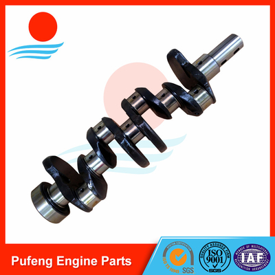 forklift diesel engine parts Yanmar forged crankshaft 4TNV84 4TNV88