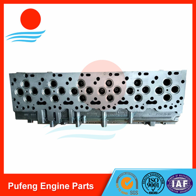 excavator cylinder head manufacturer, Komatsu PC300-8 cylinder head 6D114 PC 6745-11-1190