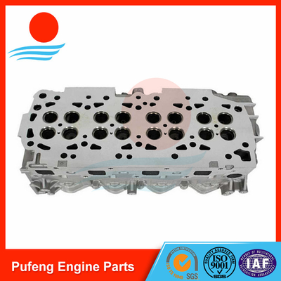 aluminum cylinder head manufacture in China, Nissan YD25-DDTI cylinder head 11040-5M300 11040-5M301 for Navara/King-cab