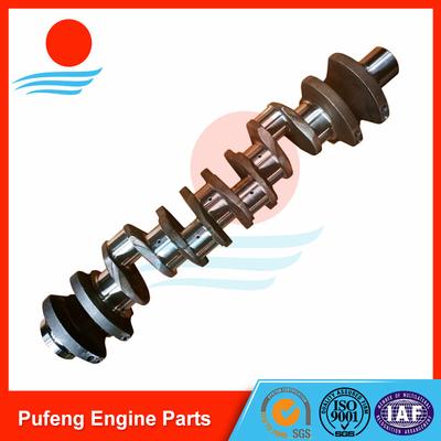 engineering machinery crankshaft manufacturer for Cummins K19 3418898 3096362 3201082 3347569 3005357 3016098 3005562