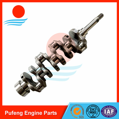 Best Engineering Machinery Crankshaft Kubota V2403 crankshaft 1G851-2301-2 for harvester excavator tractor