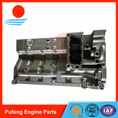 excavator motor spare parts in China, Cummins 6CT double thermostat cylinder block C3971411 for EX200 R300-5