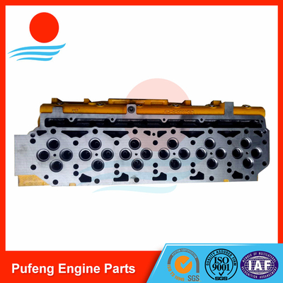 top engine parts supplier, C9 C-9 cylinder head for Caterpillar 2733034 2528439 3323619 used for excavator bulldozer
