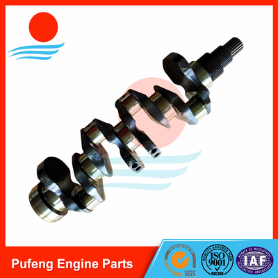crankshaft for Kubota, V3300 crankshaft one year warranty with ISO/TS 16949:2009 certificate