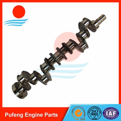 crankshaft for Perkins, balanced and nitrided crankshaft 1006 6.354 part number 3131H022 3131H031