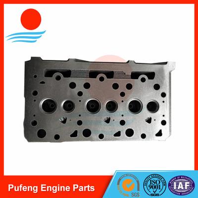 cylinder head for Kubota, durable D1403 cylinder head 16414-03040 for L2500DT L2500F L2600DT L2600F L2800-DHV L2800F