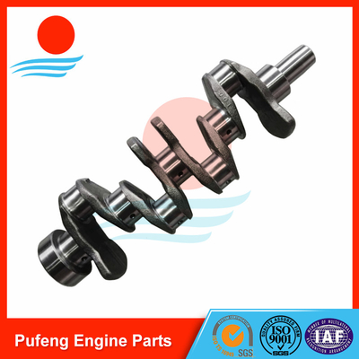 construction machinery crankshaft exporter, forged steel crankshaft 4TNV94 4TNV98 YM129902-21000 for Volvo EC55BLC