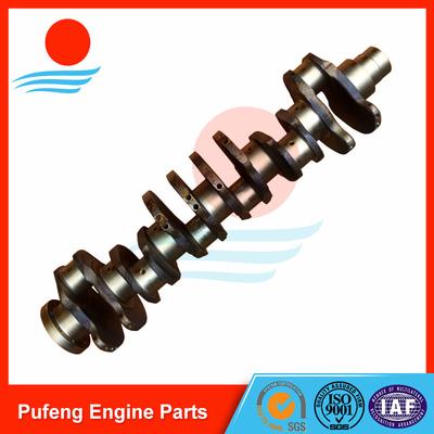 crankshaft for Caterpillar, forged crankshaft C7 for excavator CAT325D OEM 222-3900 271-5658 282-7956