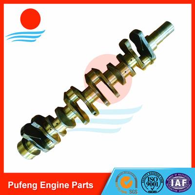 high wear resistance PF6 crankshaft 12200-96505 12200-96502 for Nissan UD truck