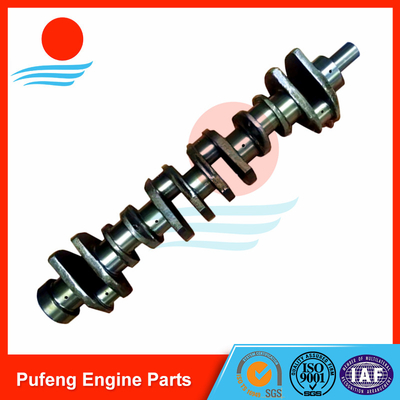 crankshaft for Hino, wear resistance and durable crankshaft EM100 13400-1082