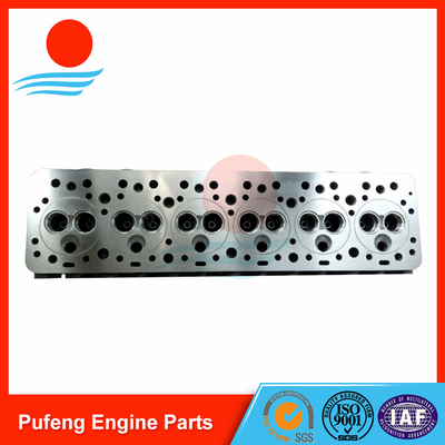 Isuzu aftermarket cylinder head DA640 1-11141-405-0 used for Hitachi excavator UH06