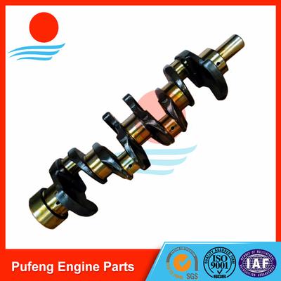 OEM standard NISSAN forklift Crankshaft K25 part number 12201-FY500