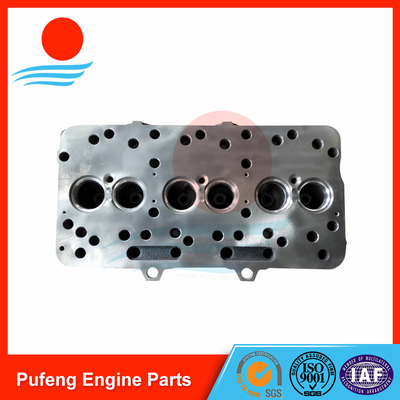 Nissan cylinder head PE6T 11041-96207