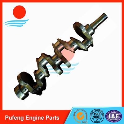 auto crankshaft supplier for Toyota, good finishing durable 22R crankshaft 13411-38010