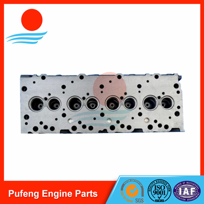 Isuzu cylinder head supplier, precise and leakage tested cylinder head 4JH1 for NKR 8-97239-922-3 8-97239-922-4