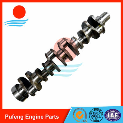 High Quality Excavator Engine Crankshaft M11 forged crankshaft 3073707 for Hyundai R485LC