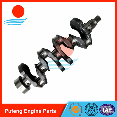 auto crankshaft supplier, casting steel crankshaft 4G13 4G14 for Mitsubishi MD138992 MD327703