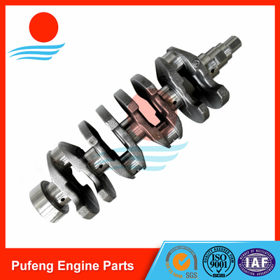 auto crankshaft wholesaler for Mitsubishi, high hardness crankshaft 4G18 MD352125 MD332125