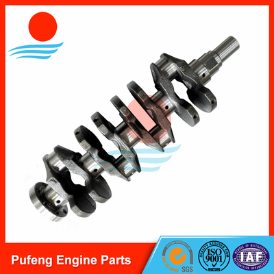 automobile crankshaft supplier for Mitsubishi, 12 months warranty crankshaft 4D93 MD352125 MD332125