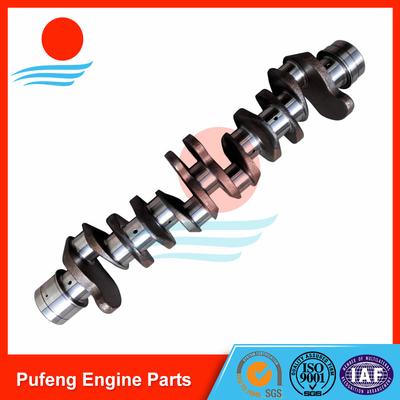 crankshaft for Isuzu, casting steel crankshaft 6HK1 8-97603001-0 8-97603004-0 8-94396-737-0 for truck FVR