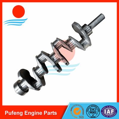 Toyota automobile crankshaft 2L 13401-54040 fits Hiace Hilux