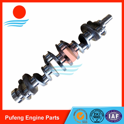 KOMATSU diesel Engine Crankshaft 6D95 for excavator PC180-3 PC200-5 PC120-3 OEM 6206-31-1110 6207-31-3701 6207-31-1100