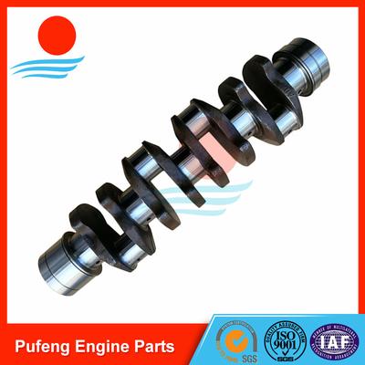 Engineering Machinery Crankshaft Wholesaler for Isuzu 4HK1 crankshaft 8980292700 8973525342