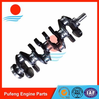 Auto engine replacement in China, Toyota 1AZ crankshaft 13401-28010 good polished surface long life