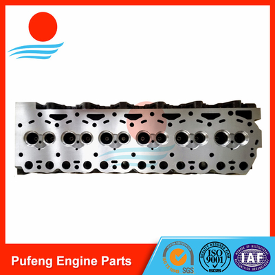 VOLVO cylinder head supplier in China, high hardness D6E cylinder head 20941118 for excavator EC210C