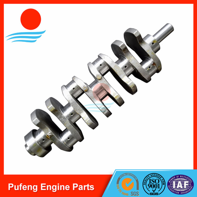 Forklift truck parts Toyota 14B crankshaft made in China 34720-30011 13401-58030 13401-58021